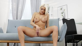 Premium compilation with hot pornstars rubbing their clits and vags