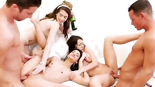 Teen watching boss orgasm hd New Years Eve Party