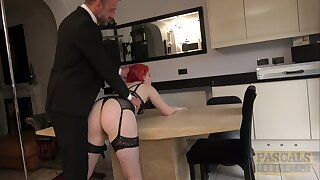 butt fucked in amateur scenes after playing submissive