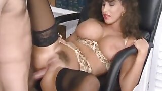 Sarah Young - Sarah Gets Caught Gross Grotty In Office