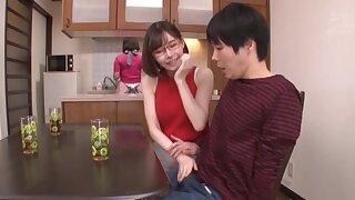 Desirable Asian chick Fukada Eimi enjoys riding a dick counter-clockwise