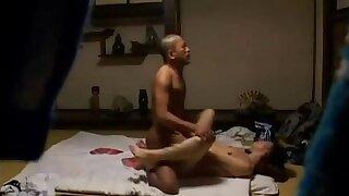 Indecent Japanese nurses sex voyeur