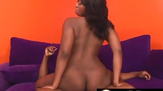 Cock hungry black girls find worthwhile taking unreasoning and non-natural dicks thither cowgirl and bouncing their big butts