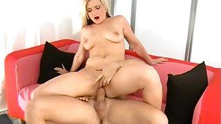 Blond Hair Babe Hair Girl Euro Babe Sucking Dick And Fucki - 1080p