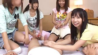 Final part. Four Japanese students will be filled with cum. Full video http://bit.ly/2W3wgDs
