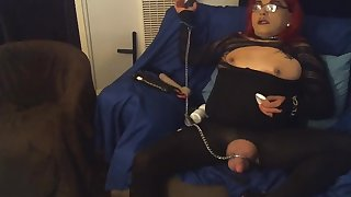 Hottest porn clip shemale Solo Trans new watch show